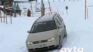 Volkswagen Golf Variant 1.9 TDI 4Motion Highline
