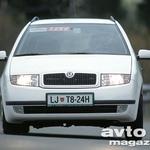 Škoda Fabia Combi 1.4 16V Comfort