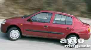Renault Thalia 1.4 16V RT