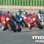 Primerjalni test: Aprilia RSV Miller, Ducati 966, Honda CBR 900 RR, Honda VTR 1000 SP-1, Kawasaki ZX-93, Sukzuki GSX-R 750, Yamaha YZF-R1 (foto: Markus Jahn)