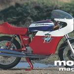 MV Agusta 750 Sport (Letnik 1973) in 750 F4 Serie Oro