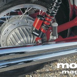 750 Sport je imela kardan namesto verige. To je bila ena od varovalk, da serijske MV Aguste kupci niso uporabljali za šport.
