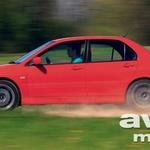 Mitsubishi Lancer EVOLUTION IX Sport+