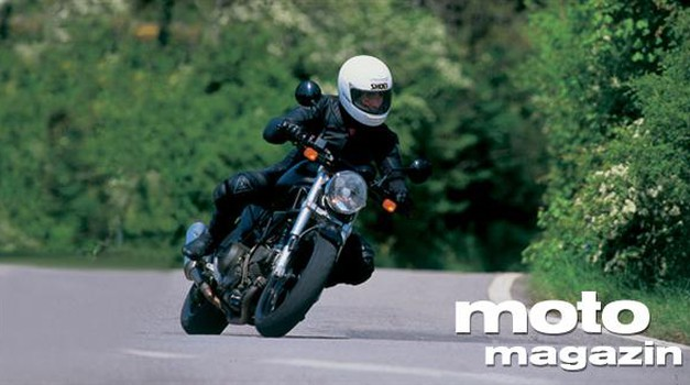 Ducati Monster 600 Dark