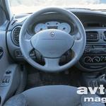 Notranjost: tipičen Renaultov izdelek