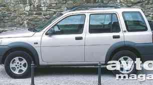 Land Rover Freelander 2.0 XEdi