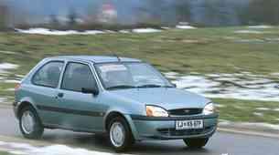 Ford Fiesta 1.3 Ambiente 60 KM 3v