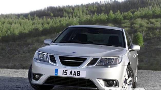 Lifting za Saaba (foto: Saab)