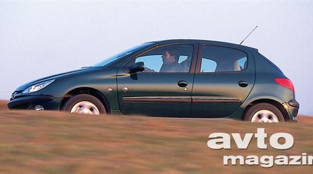 Peugeot 206 1.6 Roland Garros