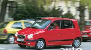 Hyundai Atos Urban 1.0 GLS TOP-K