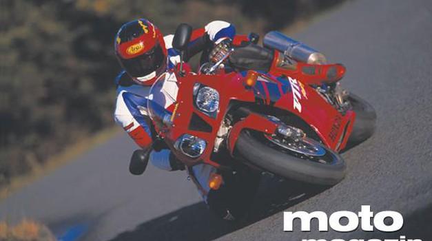 Primerjamo prve vtise: Honda VTR1000 SP-1, Honda  CBR900RR Fireblade, Yamaha R1 (foto: Jason Critchell, Gold & Goose)