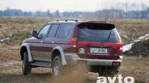 Mitsubishi Pajero Sport 3.0 V6 GLS
