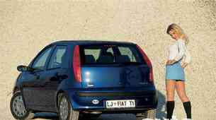 Fiat Punto 1.9 JTD ELX