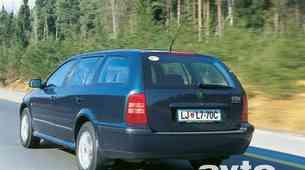 Škoda Octavia 2.0 slx Combi