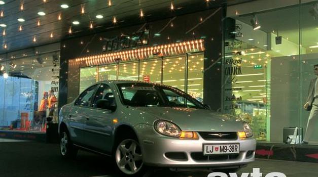 Chrysler Neon 2.0 16V