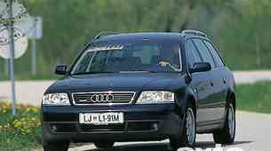 Audi A6 2.5 TDI Quattro Avant