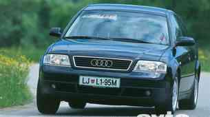 Audi, A6 2.8 Multitronic
