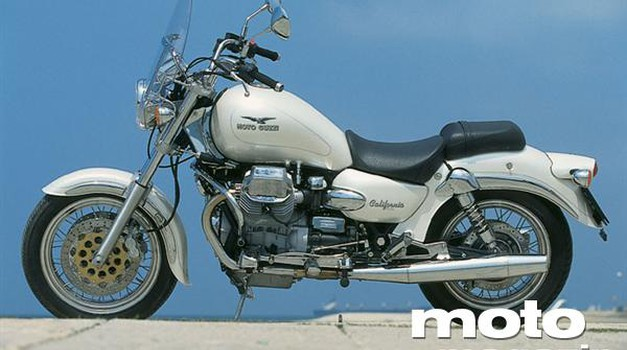 Moto Guzzi California Special (foto: Uroš Potočnik)