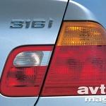 BMW 316i (foto: Uroš Potočnik)