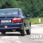 Tudi zadek je tako kot prednji del vozila dobil nove luči in odbijač. (foto: Uroš Potočnik)