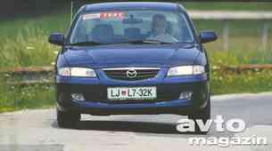 Mazda 626 1.8 16V TE