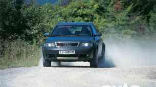 Audi Allroad Quattro 2.7T