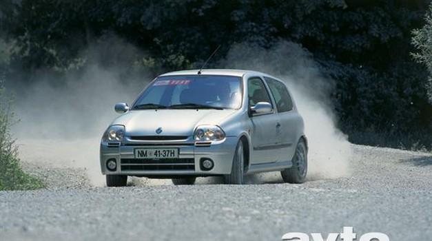 Renault Sport Clio 2.0 16V