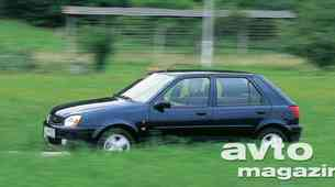 Ford Fiesta 1.25 16V GHIA