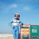 Zanesljivo nas je popeljala tudi med hitrejše bratrance - na dirko formule 1 v Magny Cours.