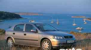 Opel Astra 1.7 DTI GL