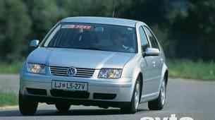 Volkswagen Bora 1.6 16V Trendline