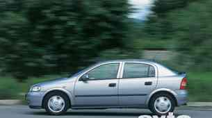Opel Astra 2.0 DTI 16V CDX