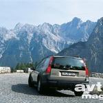 Podvozje, motor in menjalnik so uglašeni predvsem za udobno vožnjo.