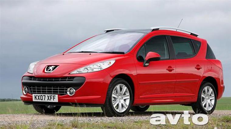 Peugeot 207 SW: naslednje poglavje (foto: Peugeot)