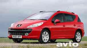 Peugeot 207 SW: naslednje poglavje