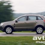 Opel Antara 2.0 CDTI AT Cosmo Comfort