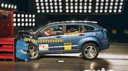 Euro NCAP: Dodge Caliber