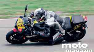 Primerjalni test: Razred 600 Supersport