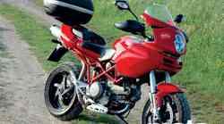 Ducati 1100 DS Multistrada