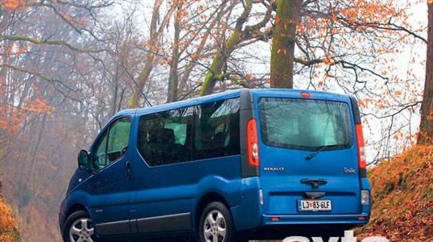 Renault Trafic Passenger 2.0 dCi