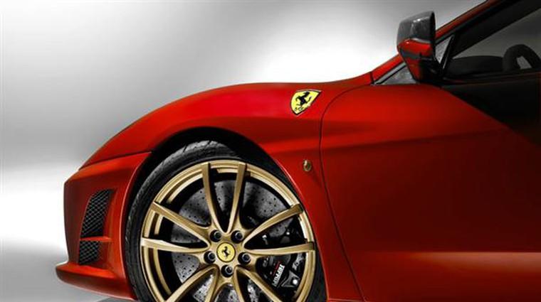 Ferrari 430 Scuderia (foto: Ferrari)
