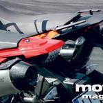 BMW G650X-Moto in KTM SM 690