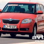 Škoda Fabia 1.6 16V Sport