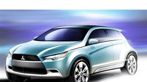 Mitsubishi Concept-cX (foto: Mitsubishi)