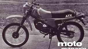 Tomos ATX 50 C