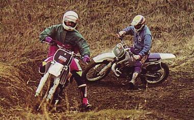 YZ 125, Yamaha YZ 250