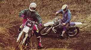 Yamaha YZ 125, Yamaha YZ 250