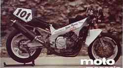 Yamaha YZF 750 SP - Superbike