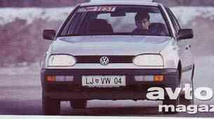 Volkswagen Golf 1.8 CL Europe
