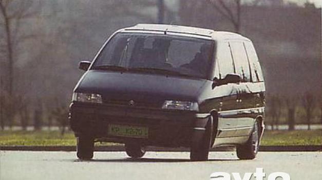 Citroën Evasion 2.0i SX